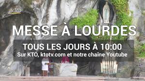 Messe du 2 novembre 2020 à Lourdes - YouTube